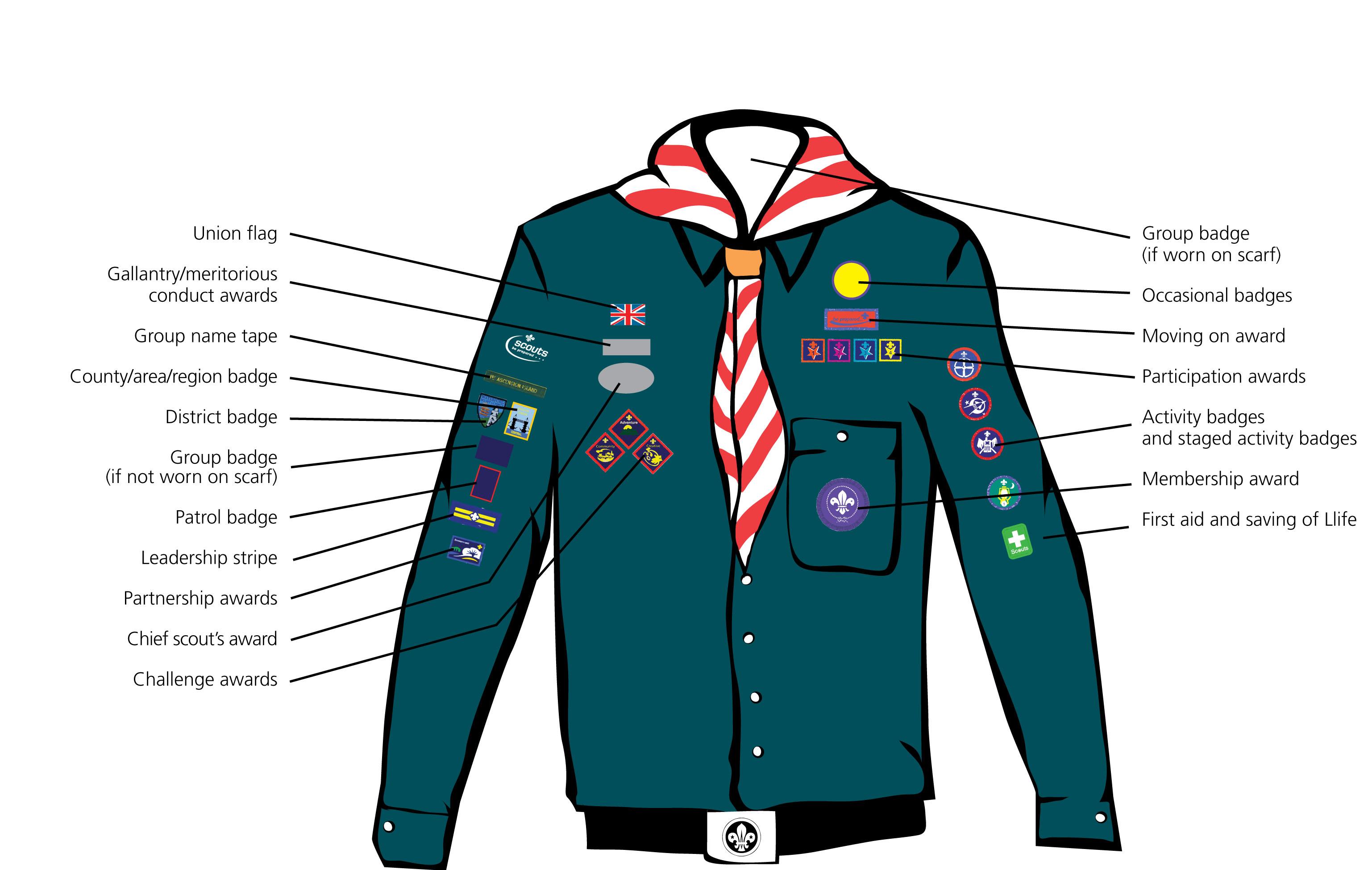 Scout Uniform Shops 55